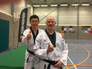 Ryll Taekwondo Poomsae Formen Ik Pil Kang