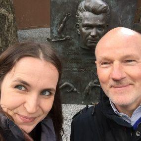 Eva Rincke und Andreas Ryll