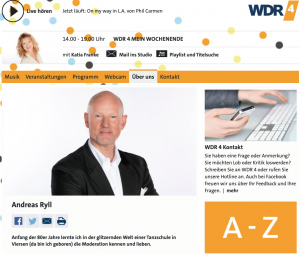 Andreas Ryll WDR 4